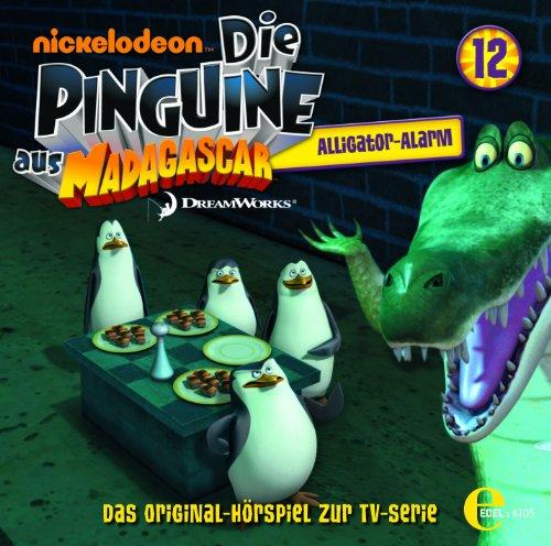 Die Pinguine aus Madagascar - Folge 12: Der Alligator-Alarm