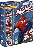Ultimate Spider-Man: Vol 1-4 Box Set [DVD]