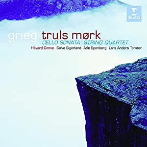 Grieg : Sonate pour violoncelle - Quatuor