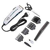 Elektrische Haarschneidemaschine, professionelle Haarschneider Kit Erwachsenen Kind Haarschnitt Rasur Trimmer Set 220 V