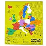 Imagimake Mapology Destination Europe Map Puzzle, Multi Color