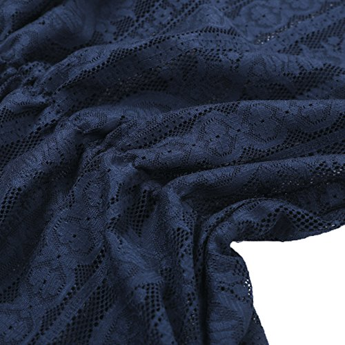 Simplee Apparel Camicia - Donna Navy blue