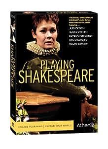 Playing Shakespeare [DVD] [1982] [Region 1] [US Import] [NTSC]