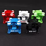 Generic red : Shock Absorbers Camera Holder camera gimble for RC Drone SYMA X8C X8W X8G X8 x8hc x8hw Suitable for SJCAM Xiaoyi Gopro