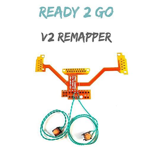 PS4 Controller Remapper V2 Modding Chip für Paddles EINBAUFERTIG / VERLÖTET !!! Custom Control Für Ps3