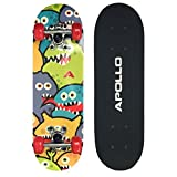 Apollo Kinderskateboard Monsterskate