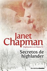 Secretos de highlander par Janet Chapman