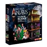 Studio 100 Das Haus Anubis Das Lebenselixir Brettspiel Gesellschaftsspiel Kinderspiel NEU