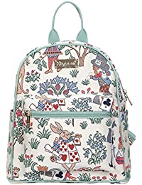 Signare Canvas Tapestry Daypack Backpack