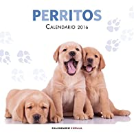 Calendario Perritos 2016 par  Varios autores