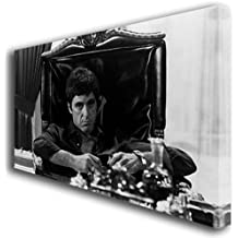 boxprint Scarface Tony Montana 061 x - Póster deportivo