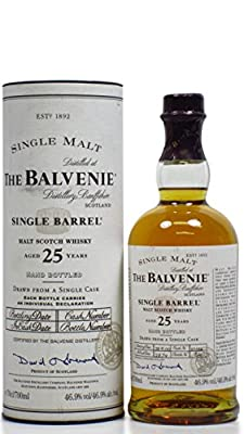 Balvenie - Single Barrel - 1974 25 year old