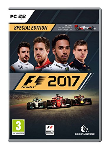 F1 2017 Special Edition - [PC] - [AT-PEGI]