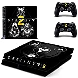 Hytech Plus Destiny 2 Theme Sticker for PS4 Console and 2 Controllers