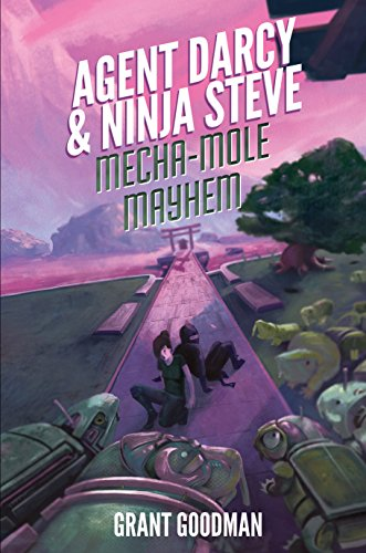 Agent Darcy and Ninja Steve in...Mecha-Mole Mayhem! (English ...
