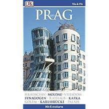 Vis-à-Vis Reiseführer Prag: mit Extrakarte und Mini-Kochbuch zum Herausnehmen