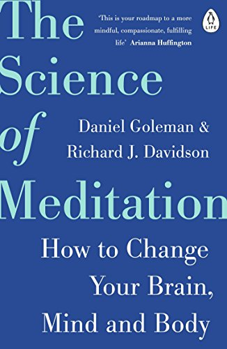 The Science Of Meditation por Goleman And Davidson