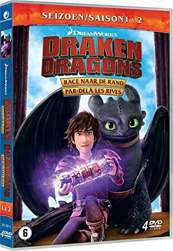 Dragons Race To The Edge - - (1 DVD) Edge-hurricane