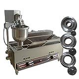 Yoli® 1Größe Formen, gewerblichen Donut-Automat, Edelstahl Donut Maker/Fritteuse, breitere Öl Tank
