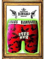 Bawbags Lot de 3 boxers coq