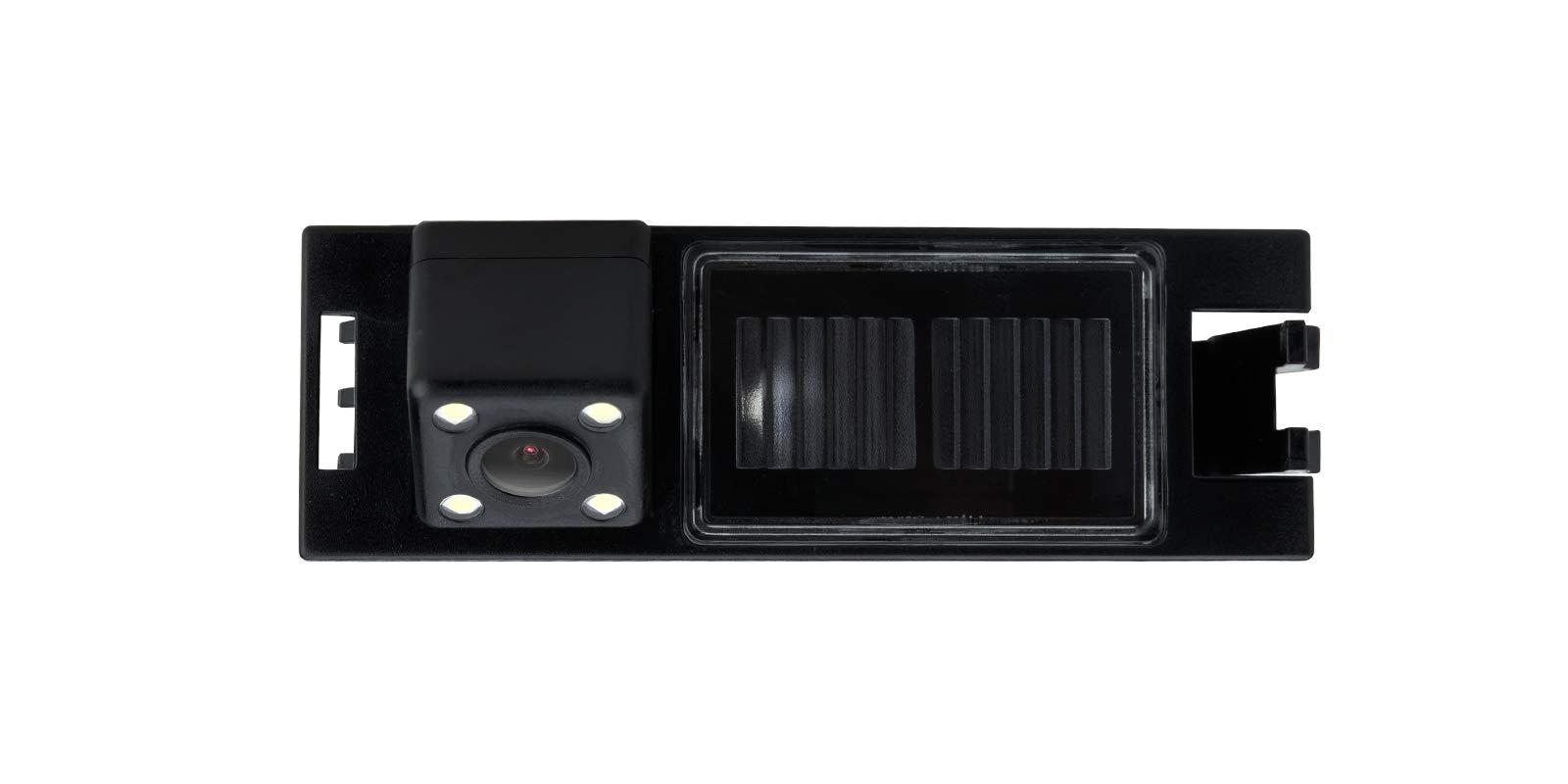 XTRONS-Rckfahrkamera-170–Weitwinkelobjektiv-Wasserdicht-Rckfahrsystem-Einparkshilfe-fr-Hyundai-IX35
