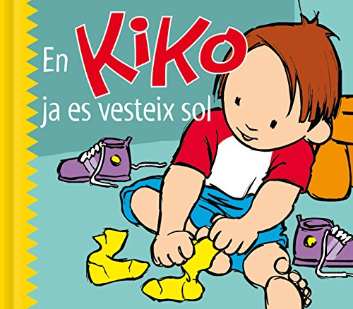 En Kiko ja es vesteix sol (COL·LECCIÓ KIKO) (Catalan Edition) por Salva Lenam / Santi Roman Guimaraes