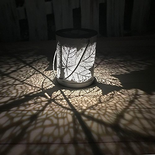 ar-Gartenlicht Wasserdichte Gartendekoration Windlampe Nachtlampe Garten Rasenlicht ()