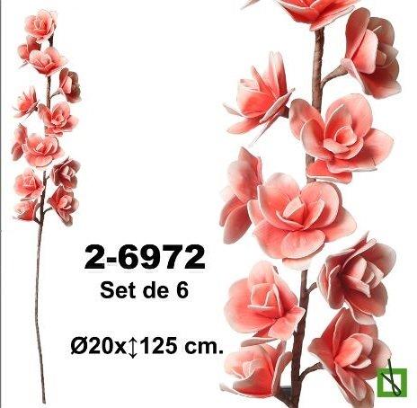 Comprar Rosas Y Flores De Goma Eva Ofertas Y Modelos 2019