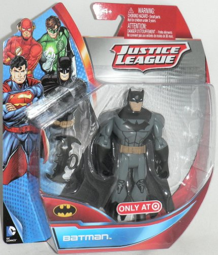 League Exclusive Batman Action Figure by Young Justice ()