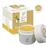 Fysio Naturkosmetik Bio Bienenwachs Windelcreme | Baby Feuchtigkeitscreme | Hergestellt aus Natürlichen Inhaltsstoffen | Bietet Schutz und Feuchtigkeit - Nicht-allergene Feuchtigkeitsspende | 50ml