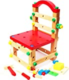 Best Amazon asientos infantiles - Toys of Wood Oxford tuercas y tornillos juguete Review