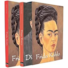 Frida Kahlo and Diego Rivera (Prestige Collection) ( 02 books in slip case) (Prestige Series) by Gerry Souter (2007-10-31)