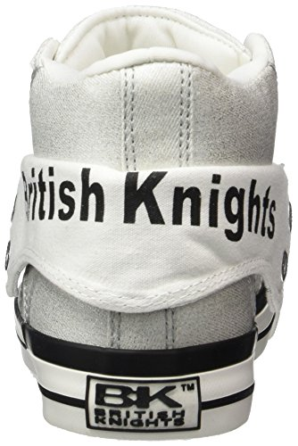 British Knights Roco, Sneakers basses femme Silber (ice silver)