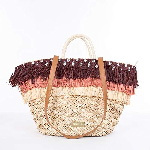 Gioseppo 44870, Shopper para Mujer, (Multicolor), 16x55x30 cm (W x H x...