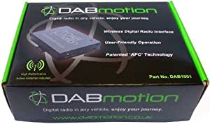 Celsus DAB1001 Wireless Digital Radio Interface