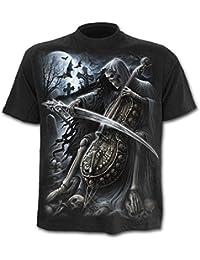 Spiral Symphony Of Death T-Shirt schwarz