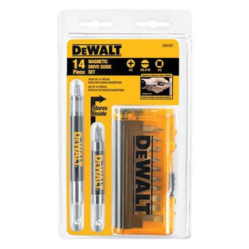 Dewalt dw2097cs 14teilig Drive Guide Bit-Set -