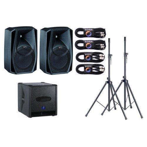 dB Technologies Cromo 12+ SUB 05D Set 1