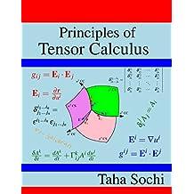 Principles of Tensor Calculus (English Edition)