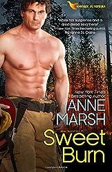 Sweet Burn: Volume 5 (Smoke Jumpers) by Anne Marsh (10-Jun-2014) Paperback