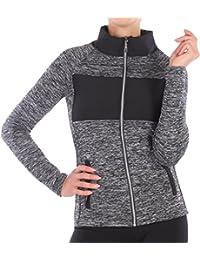 BD Damen Jacke Workout Sportjacke Laufjacke Fitnessjacke