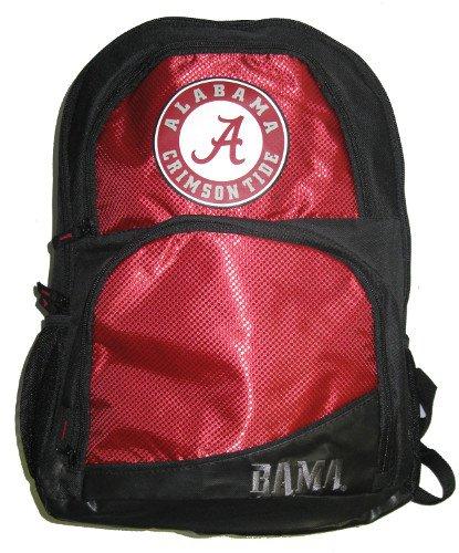 Forever Collectibles NCAA Alabama Crimson Tide High End Rucksack, eine Größe, rot