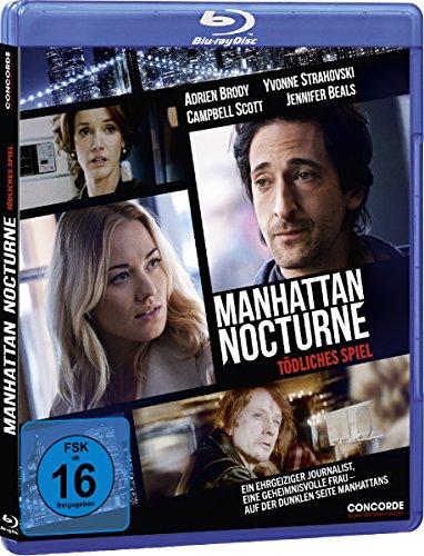Manhattan Nocturne - Tödliches Spiel [Blu-ray]