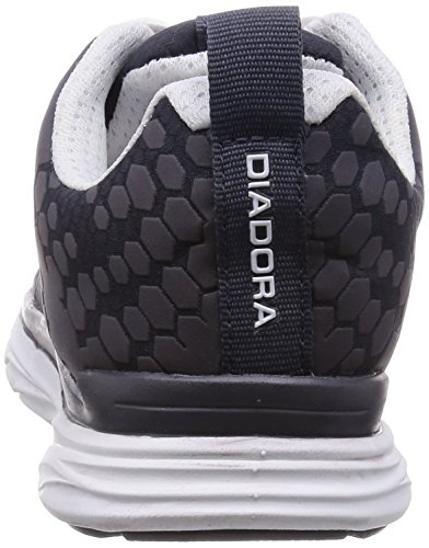 Diadora Nj-303-1 Rs W Scarpe Sportive, Donna Nero/Bianco