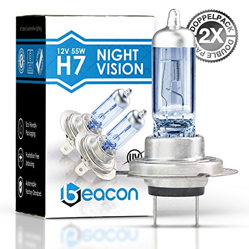 Beacon H7 Lampe Night Vision im Test