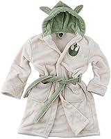 Star Wars Yoda Bath robe beige-green