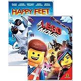 The Lego Movie + Happy Feet