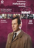 Tatort - Kommissar Haferkamp / Komplett-BOX [20 DVDs] -