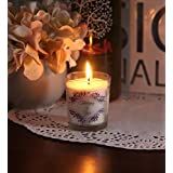 Resonance Candles Thinking Of You/ Missing You Votive Candle Messenger Material Natural Wax Aroma Mocha Magic Best Gifting Option