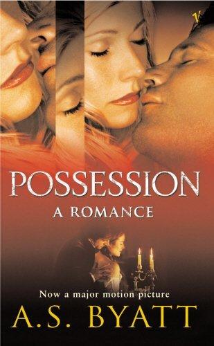 Portada del libro Possession: A Romance by A S Byatt (1991-07-30)